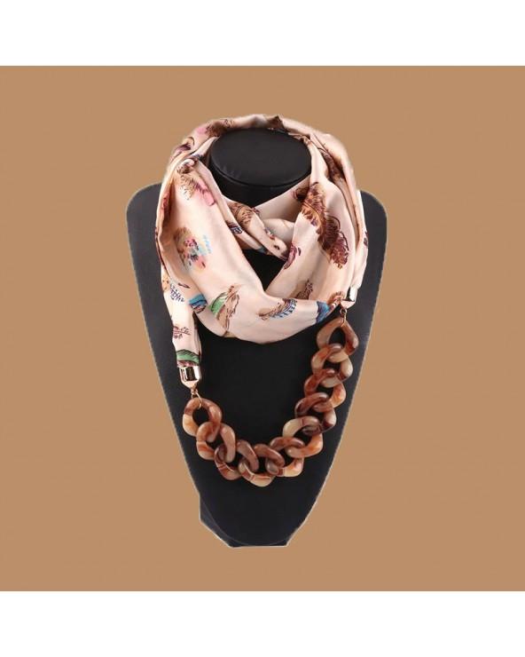 Hijab bijoux chaine