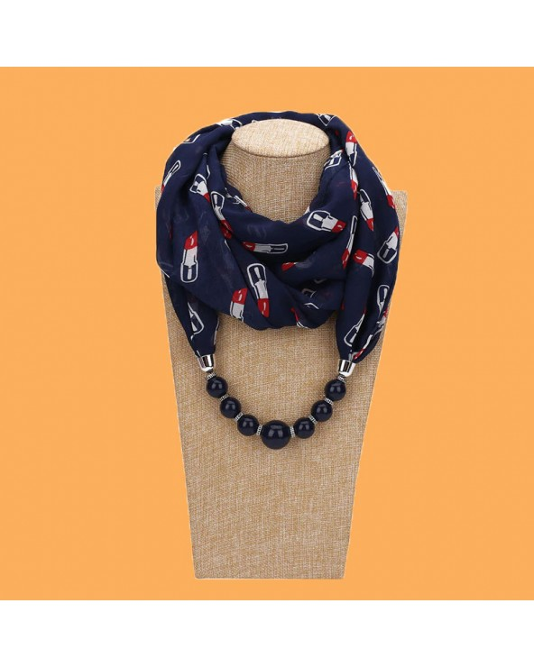 Hijab bijoux Perles